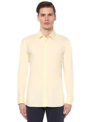 Beymen Collection Gömlek Sarı